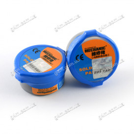 Паяльная паста MECHANIC XGSP40 (35 грамм)