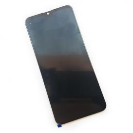 Дисплей Samsung A307F Galaxy A30S (2019 года) с тачскрином, черный (OLED)