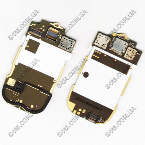 Дисплейная плата Nokia 6125 с компонентами, ОРИГИНАЛ