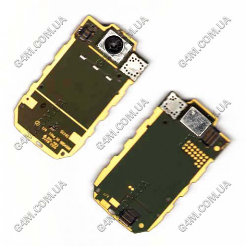 Дисплейная плата Nokia 6101 с компонентами, ОРИГИНАЛ