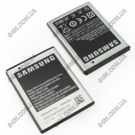 Аккумулятор EB454357VU для Samsung B5510 Galaxy Txt, S5300, S5301, S5302 Galaxy Pocket, S5310, Galaxy Pocket Neo, S5360, S5368 Galaxy Y, S5380, S5380D Wave Y