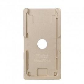 Форма металлическая для установки стекла с рамкой Apple iPhone 6 Plus, iPhone 6s Plus: 5.5-дюйма