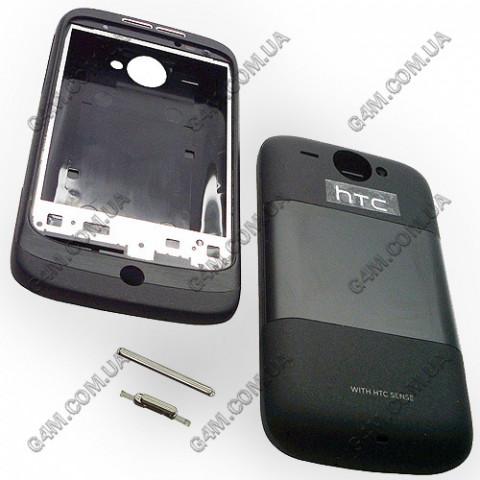 Корпус HTC G8, A3333 wildfire черный (High copy)