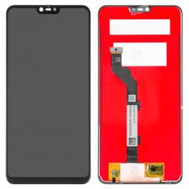Дисплей Xiaomi Mi8 Lite с тачскрином, черный