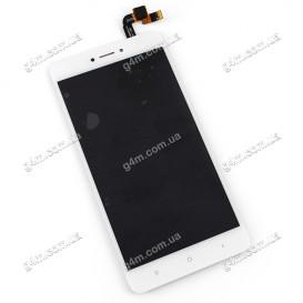 Дисплей Xiaomi Redmi Note 4x с тачскрином, белый