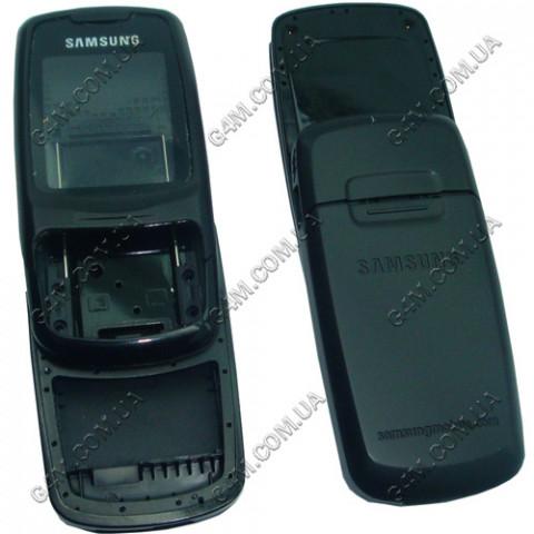 Корпус Samsung C300 чёрный, High Copy