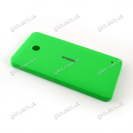 Задняя крышка для Nokia Lumia 630 зеленая