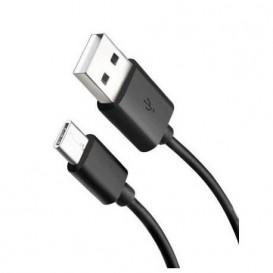 USB кабель c Г-образным микро юсб Golf T-Design (1 метр) черный