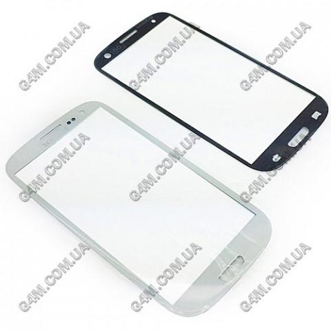 Стекло сенсорного экрана для Samsung i9300 Galaxy S3, I9305 Galaxy S3 белое