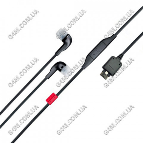 Гарнитура S-Music LG KG270  (вакуумная)