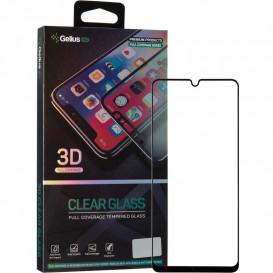 Защитное стекло Gelius Pro для Samsung A225 (A22) (3D стекло черного цвета)