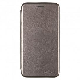 Чехол-книжка G-Case Ranger Series для Samsung A605 (A6 Plus-2018) серого цвета