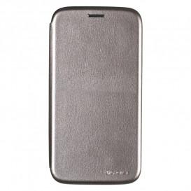 Чехол-книжка G-Case Ranger Series для Samsung J310 Galaxy J3 (2016), J320A Galaxy J3, J320F Galaxy J3, J320P Galaxy J3, J3109 Galaxy J3, J320M Galaxy J3, J320Y Galaxy J3, J320H/DS Galaxy J3 (2016) серого цвета