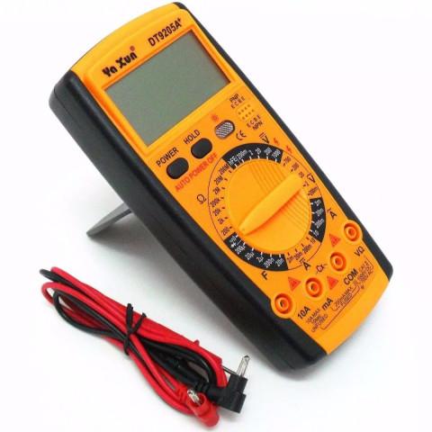 Мультиметр Ya Xun DT-9205A+