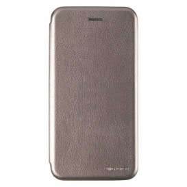 Чехол-книжка G-Case Ranger Series для Samsung J730 (J7-2017) серого цвета