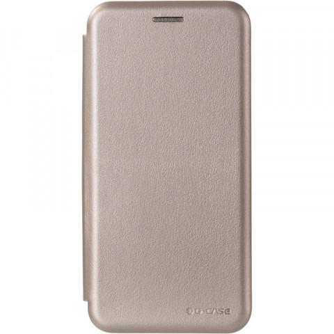 Чехол-книжка G-Case Ranger Series для Xiaomi Redmi 6, Redmi 6a, M1804C3CG серого цвета