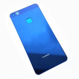 Задняя крышка для Huawei P10 Lite темно-синяя