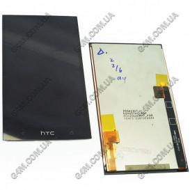 Дисплей HTC M7, 801e One с тачскрином