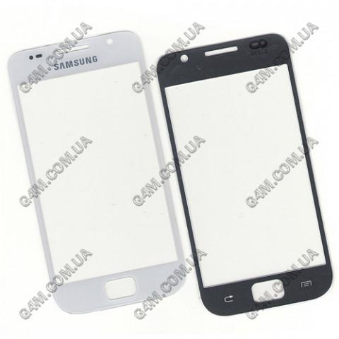 Стекло сенсорного экрана для Samsung i9000, i9001 Galaxy S белое