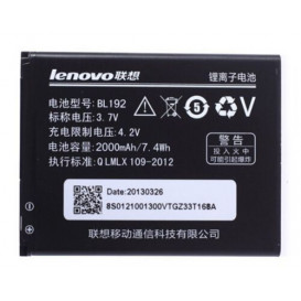 Аккумулятор BL192 для Lenovo A680, A300, A590, A529, A526, A328, A388t