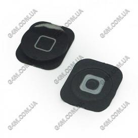 Внешняя кнопка меню Apple iPhone 5 черная