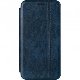 Чехол-книжка Gelius для Xiaomi Redmi Note 9 синего цвета