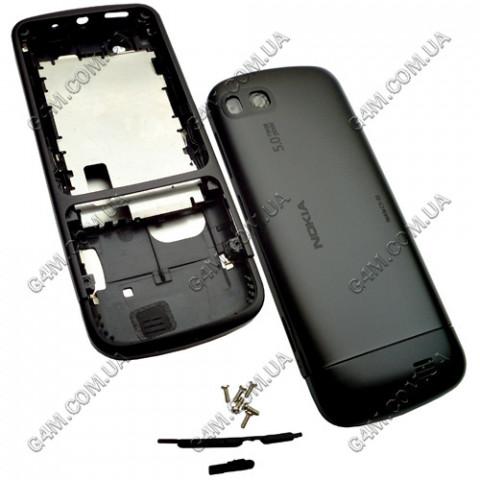 Корпус Nokia C3-01 черный (High Copy)
