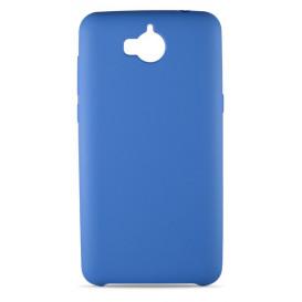 Накладка Original Soft Case для Huawei Y5 (2017 года) (синего цвета)