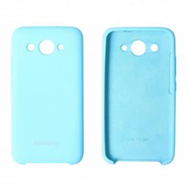 Накладка Original Soft Case для Huawei Y3 (2017 года) (берюзового цвета)