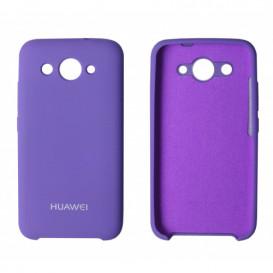 Накладка Original Soft Case для Huawei Y3 (2017 года) (фиолетового цвета)