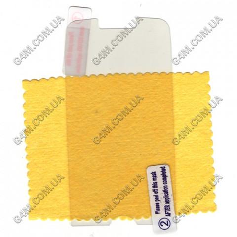 Защитная плёнка для LG GS290 прозрачная глянцевая