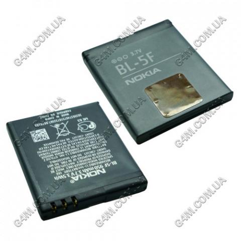 Аккумулятор Nokia BL-5F для Nokia E65, N93i, N95, N96, 6120 Navigator, 6290 (High copy)