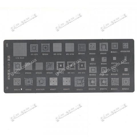 Трафарет UD A90 для MTK микросхем