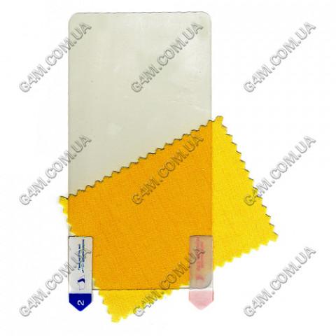 Защитная плёнка для HTC G10, A9191 Desire HD, A9192 Inspire 4G прозрачная глянцевая