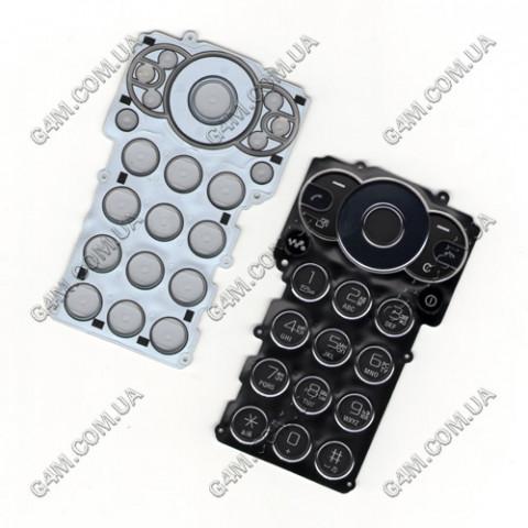 Клавиатура Sony Ericsson W980 русская, High Copy