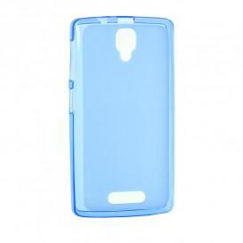 Накладка силиконовая  Xiaomi Redmi 5a голубая