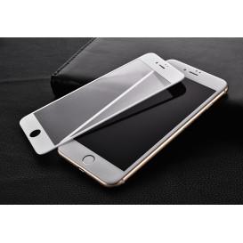 Защитное стекло Optima 5D для Apple iPhone 7 Plus, 8 Plus (5D стекло белого цвета)