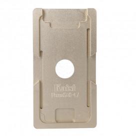 Форма металлическая для установки стекла с рамкой Apple iPhone 6, 6S: 4.7-дюйма