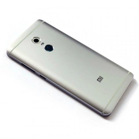 Задняя крышка для Xiaomi Redmi Note 4 серая
