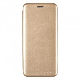 Чехол-книжка G-Case Ranger Series для Samsung G955 (S8 Plus) золотистого цвета