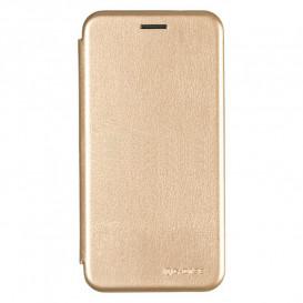 Чехол-книжка G-Case Ranger Series для Samsung A730 (A8 Plus-2018) золотистого цвета