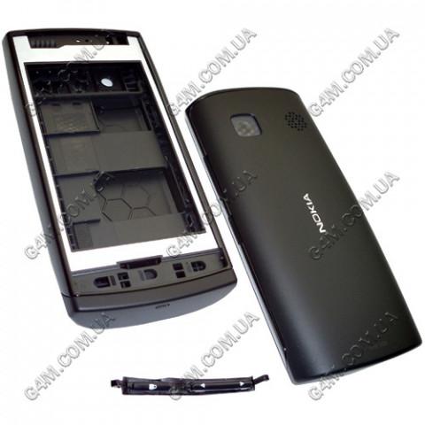 Корпус Nokia 500 черный (High Copy)