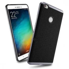 Накладка Ipaky TPU Shockproof Lasi Series для Xiaomi MI Max (серого цвета)