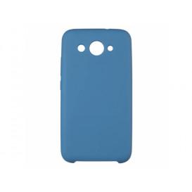 Накладка Original Soft Case для Huawei Y3 (2017 года) (синего цвета)