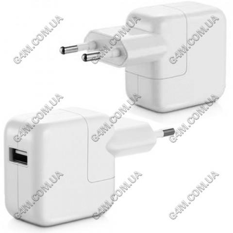 Сетевое зарядное устройство для Apple iPad (A1357), ОРИГИНАЛ