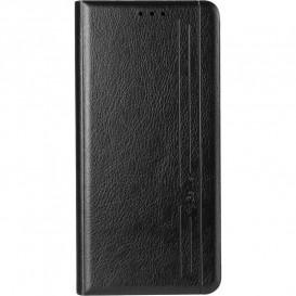 Чехол-книжка Gelius Leather New для Huawei Y6P (2020 года) MED-LX9N черного цвета