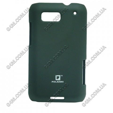 Накладка пластиковая с защитной пленкой POLAISHI для HTC G12 S510e Desire S