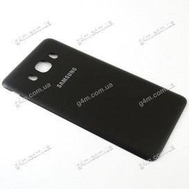 Задняя крышка для Samsung J510H/DS Galaxy J5 (2016) черная