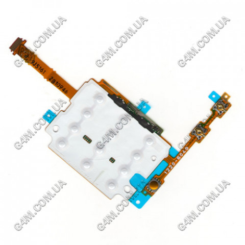Плата клавиатуры Sony Ericsson U100 нижняя, ОРИГИНАЛ