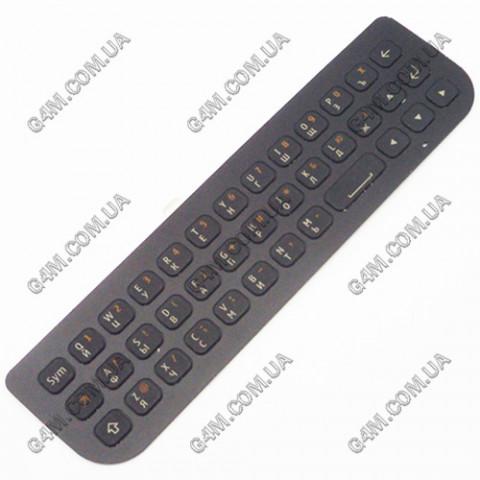 Клавиатура Nokia N97 mini черная, русская (Оригинал) слегка б/у